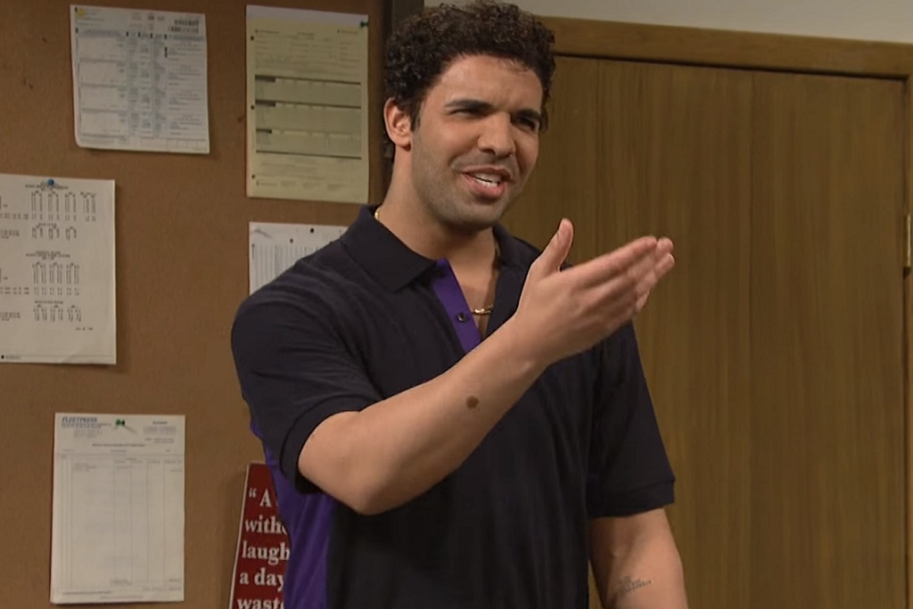 Drake Plays a Kinkos Employee in This Unaired 'Saturday Night Live' Skit