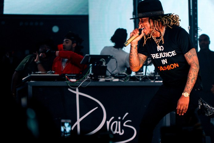 """Future Speaks on Codeine Use as Therapy, """"Naked Parties"""" & More"""