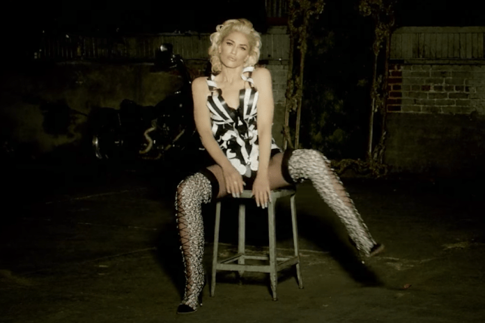 "Gwen Stefani Goes High Fashion in New Music Video for ""Misery"""
