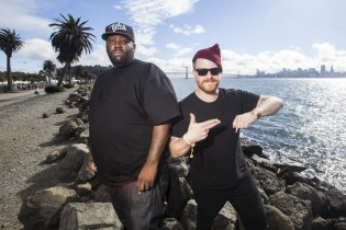 Hear a Brand New Teaser From Run The Jewels 3