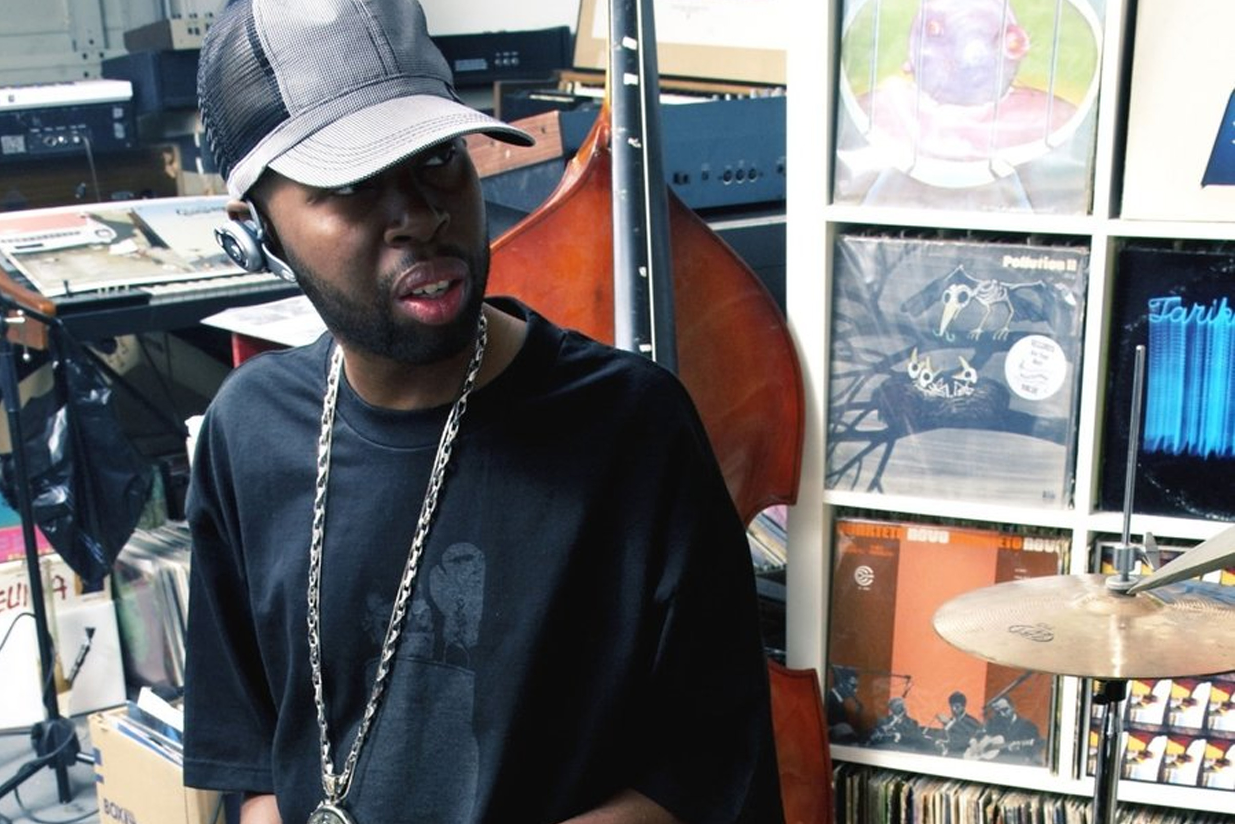Listen to J Dilla's 'The Diary Instrumentals'