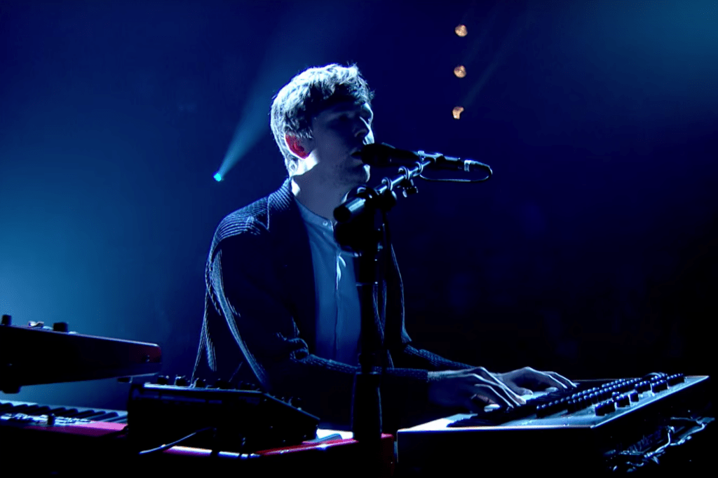 Watch James Blake's Breathtaking Performance on 'Later... With Jools Holland'