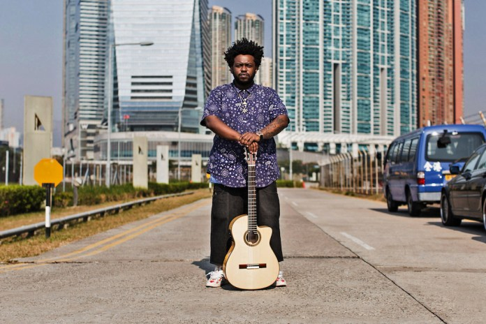 """James Fauntleroy Shares """"Can't Let You Go"""""""