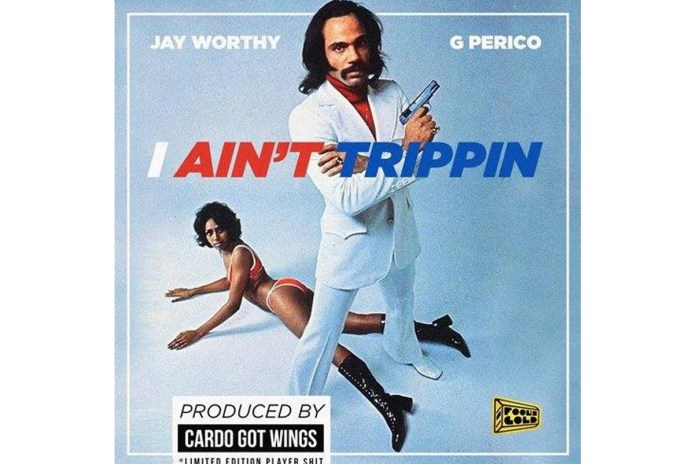 """Jay Worthy, G Perico & Cardo Revisit the Classic West Coast Sound on """"I Ain't Trippin"""""""
