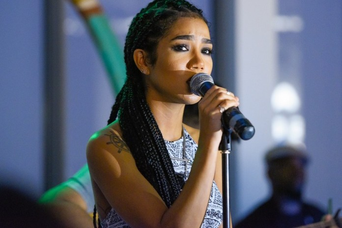 "Jhene Aiko Has A ""Special Project"" She's Worked on for Three Years"