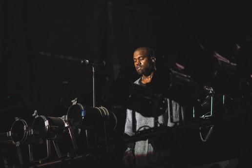 Kanye West & Big Sean Tease a New Yeezy Verse