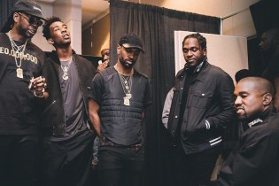 "Here's the CDQ of Kanye West's ""Champion"" Featuring Quavo, Travi$ Scott, Big Sean, Gucci Mane, Desiigner, Yo Gotti & 2 Chainz"