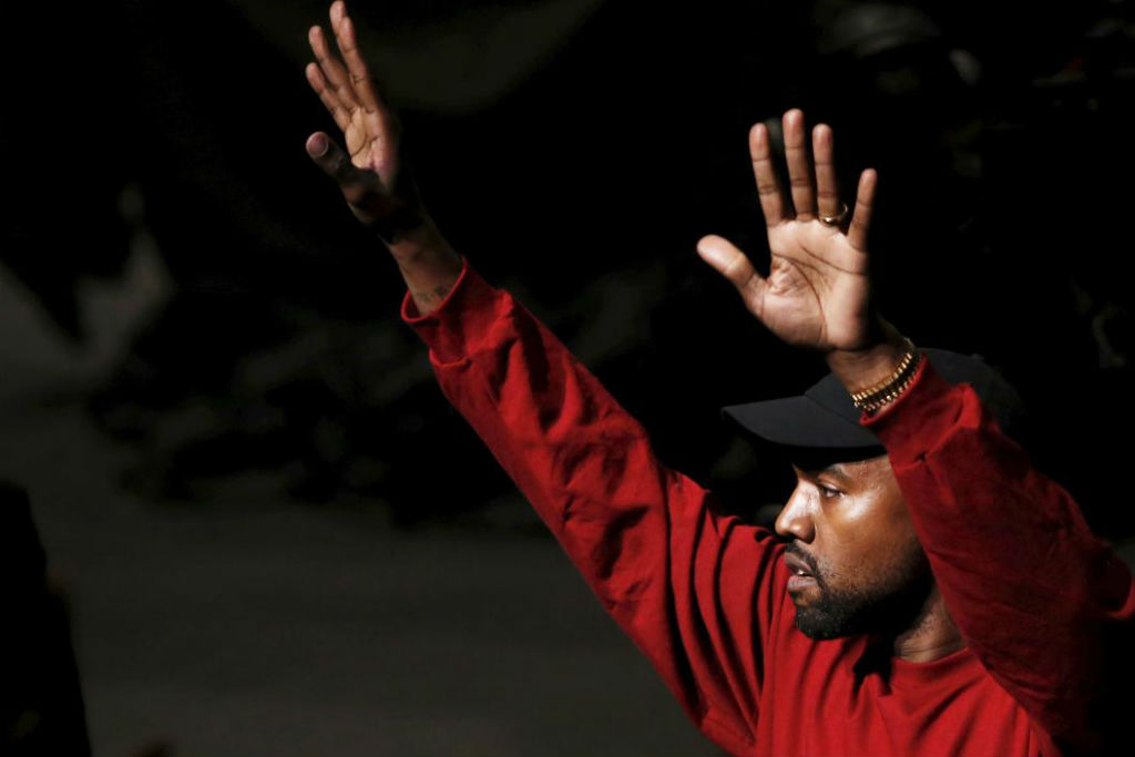 """UPDATE: Kanye West Just Debuted """"Champions,"""" The First 'Cruel Winter' Single"""