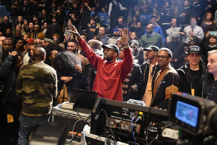 """Kanye West Will Host a """"Famous"""" Video Premiere Event in LA"""