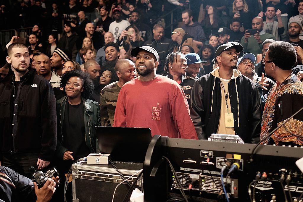 "Kanye West Unveils Scandalous Video for ""Famous"""