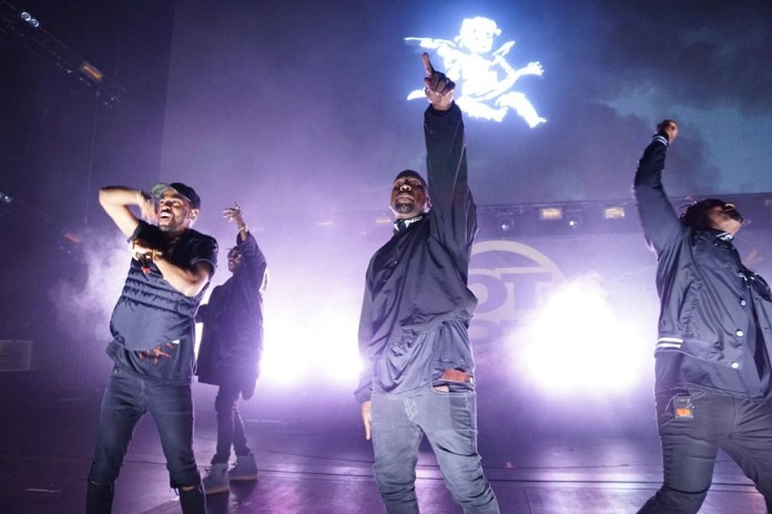 Watch Kanye West & G.O.O.D. Music's Epic Summer Jam 2016 Performance