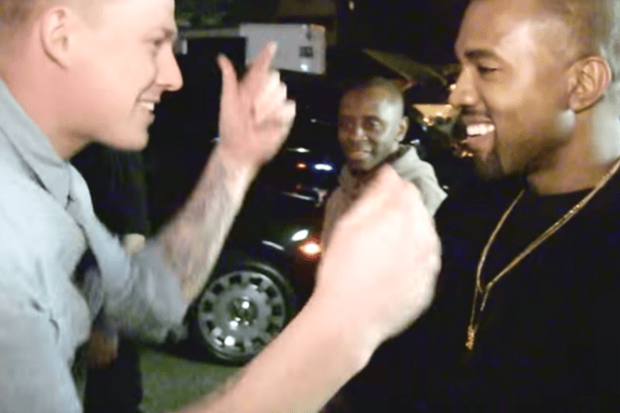 Kanye West Helped Rapper He Met On The Street To Cut His Dream Album