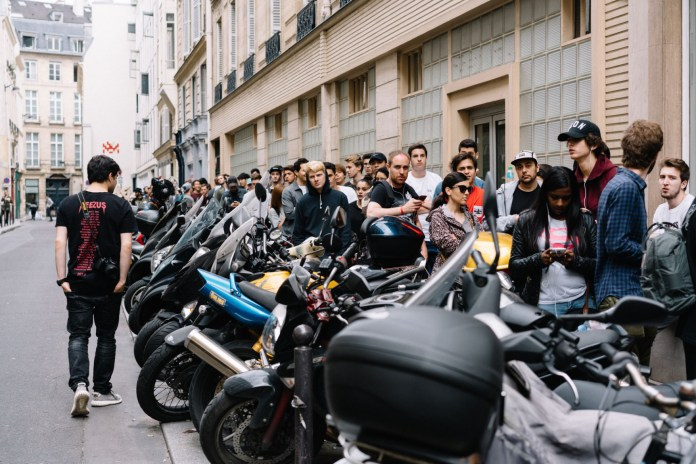 Here's a Look at Kanye West's New 'The Life of Pablo' Pop-Up in Paris