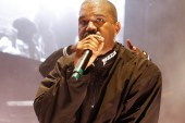 """Kanye West Created a New, Hour-Long Version of """"Father Stretch My Hands"""""""