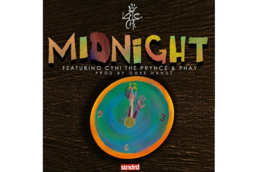 """Kelechi and Cyhi the Prynce Connect on """"Midnight"""" featuring Phay"""