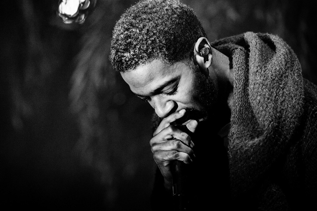 Kid Cudi is Working with Pharrell & Planning to Share an Album Release Date Very Soon