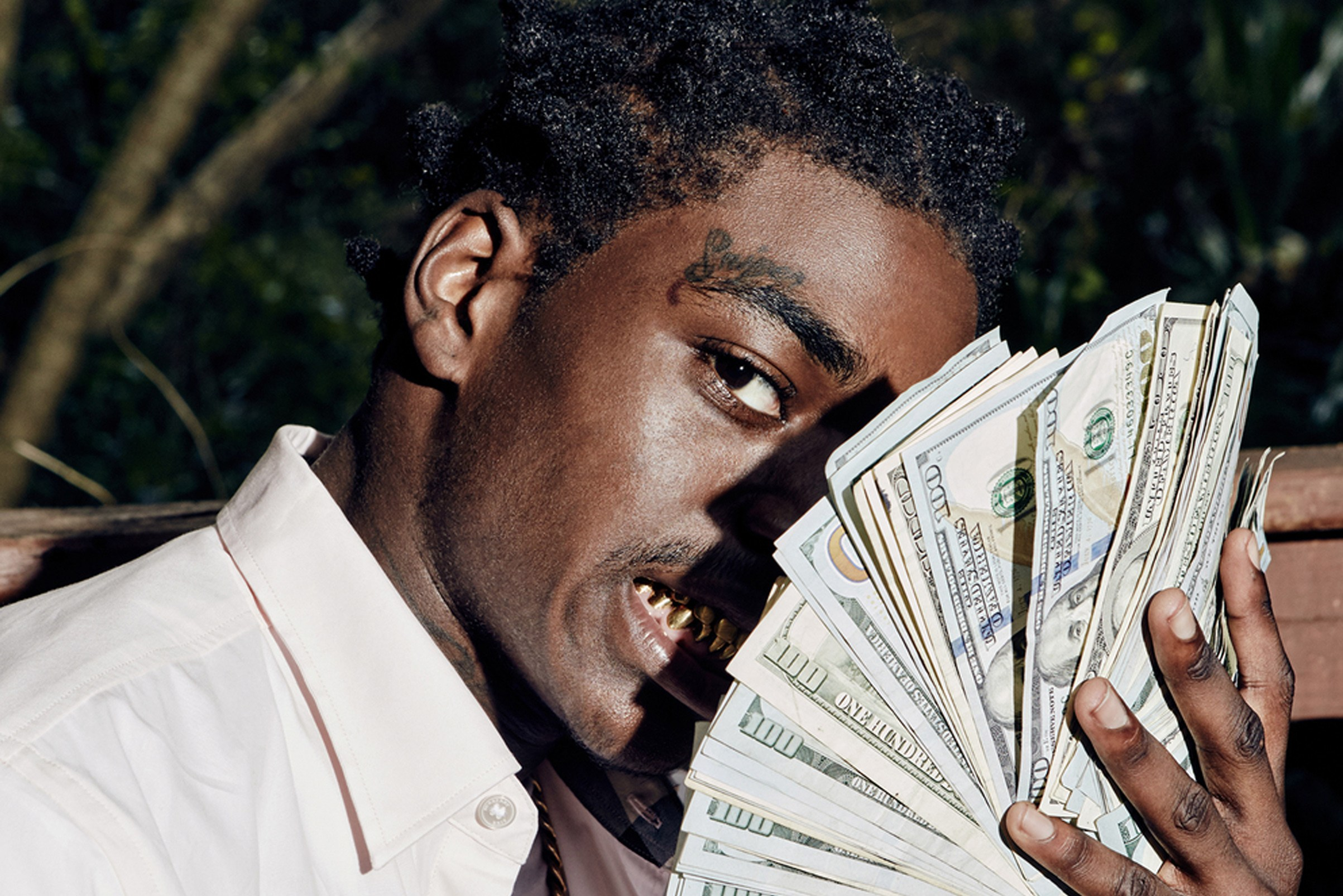 "Kodak Black & Gucci Mane Are ""Vibin' In This Bih"""