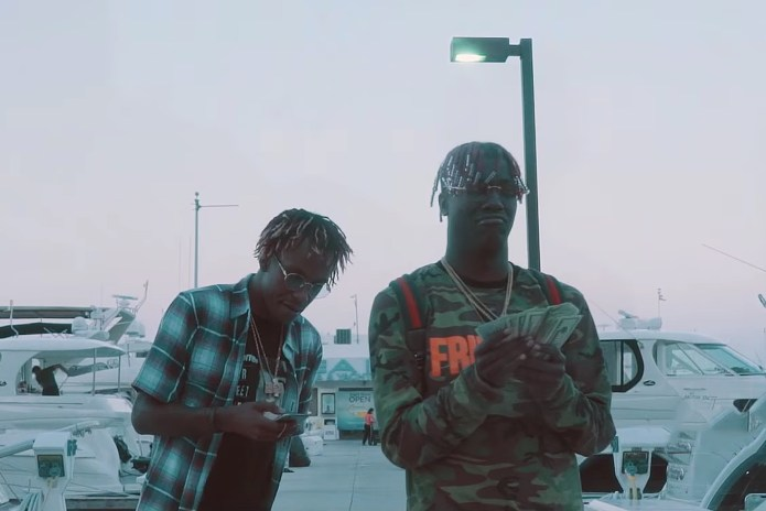 "Lil Yachty & Rich The Kid Share ""Fresh Off The Boat"" Music Video"