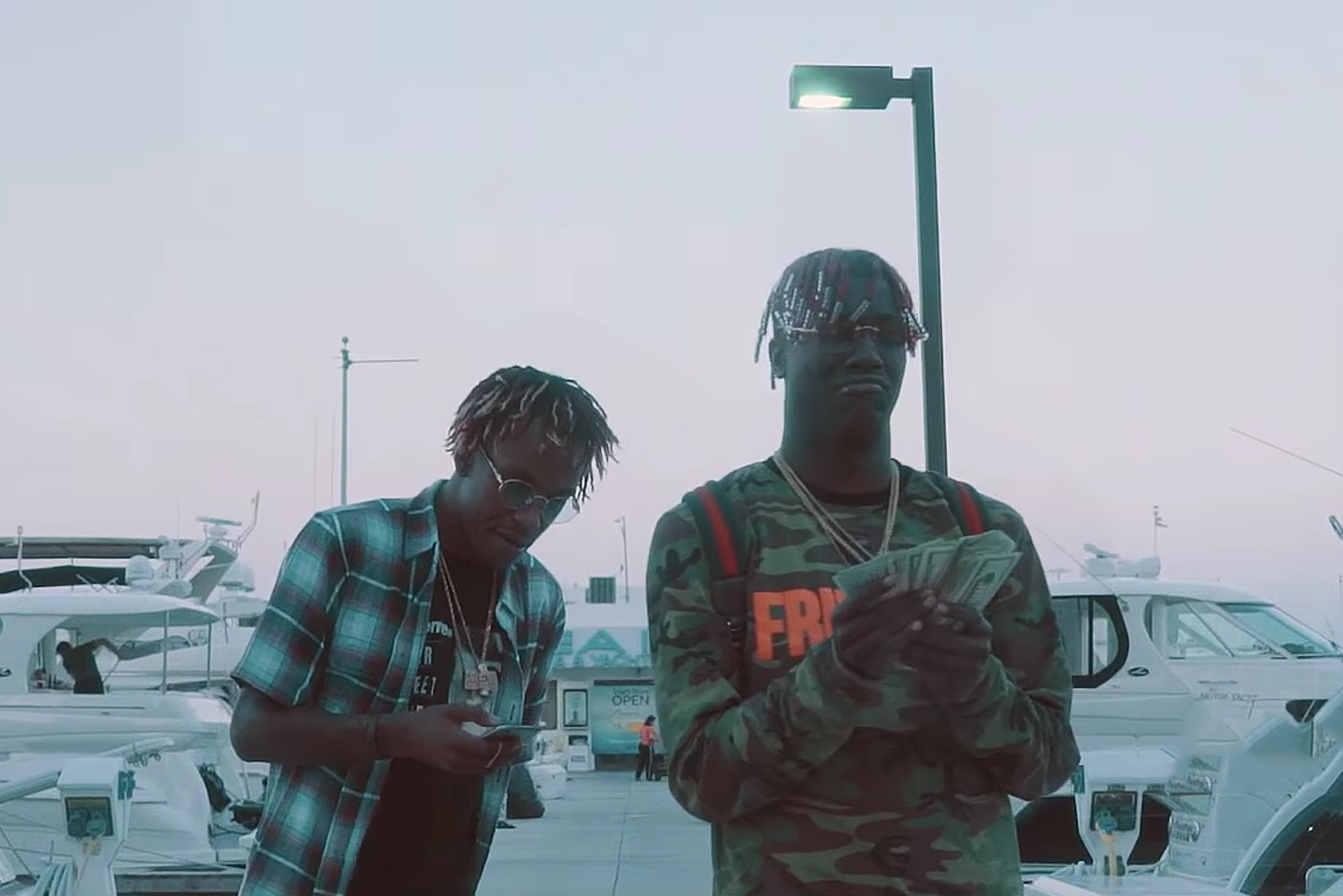 """Lil Yachty & Rich The Kid Share """"Fresh Off The Boat"""" Music Video"""