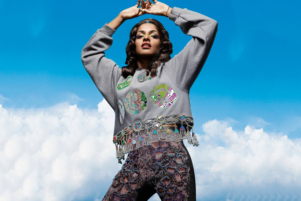 "M.I.A. Reveals Every Song on Her New Album for ""Poc That Still A Ryda"""