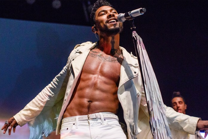 """Miguel Shares New Song, """"Come Through and Chill"""""""
