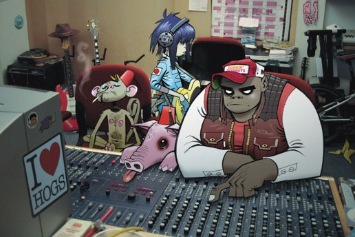 There's a New Gorillaz Album Coming in 2017