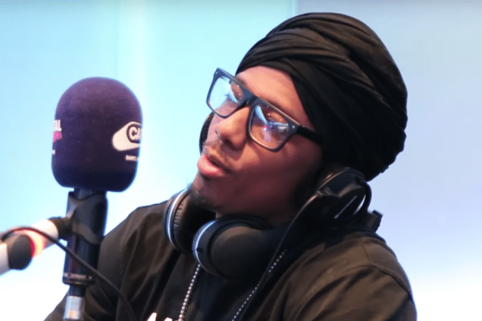 Nick Cannon Calls Out Eminem to Battle for 100k
