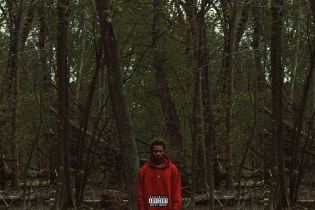 Stream Night Lovell's New Project, 'Red Teenage Melody'