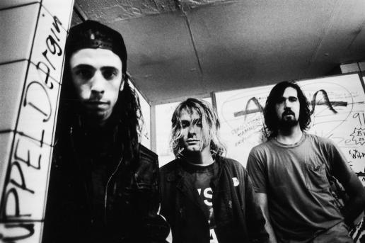 A Fan Discovers Unreleased Nirvana Songs From Studio Reel Purchased Off eBay