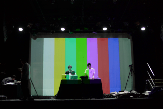 The Evolution of Sound and Visual With Nosaj Thing & Daito Manabe
