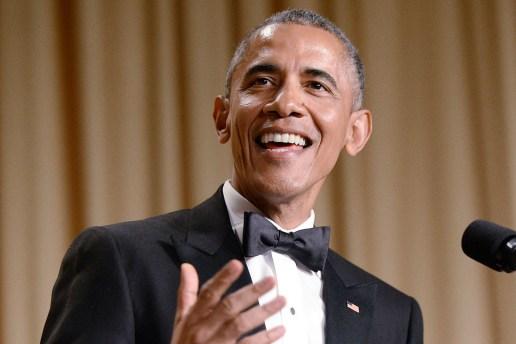 "See Barack Obama Spit ""One Dance"" by Drake"
