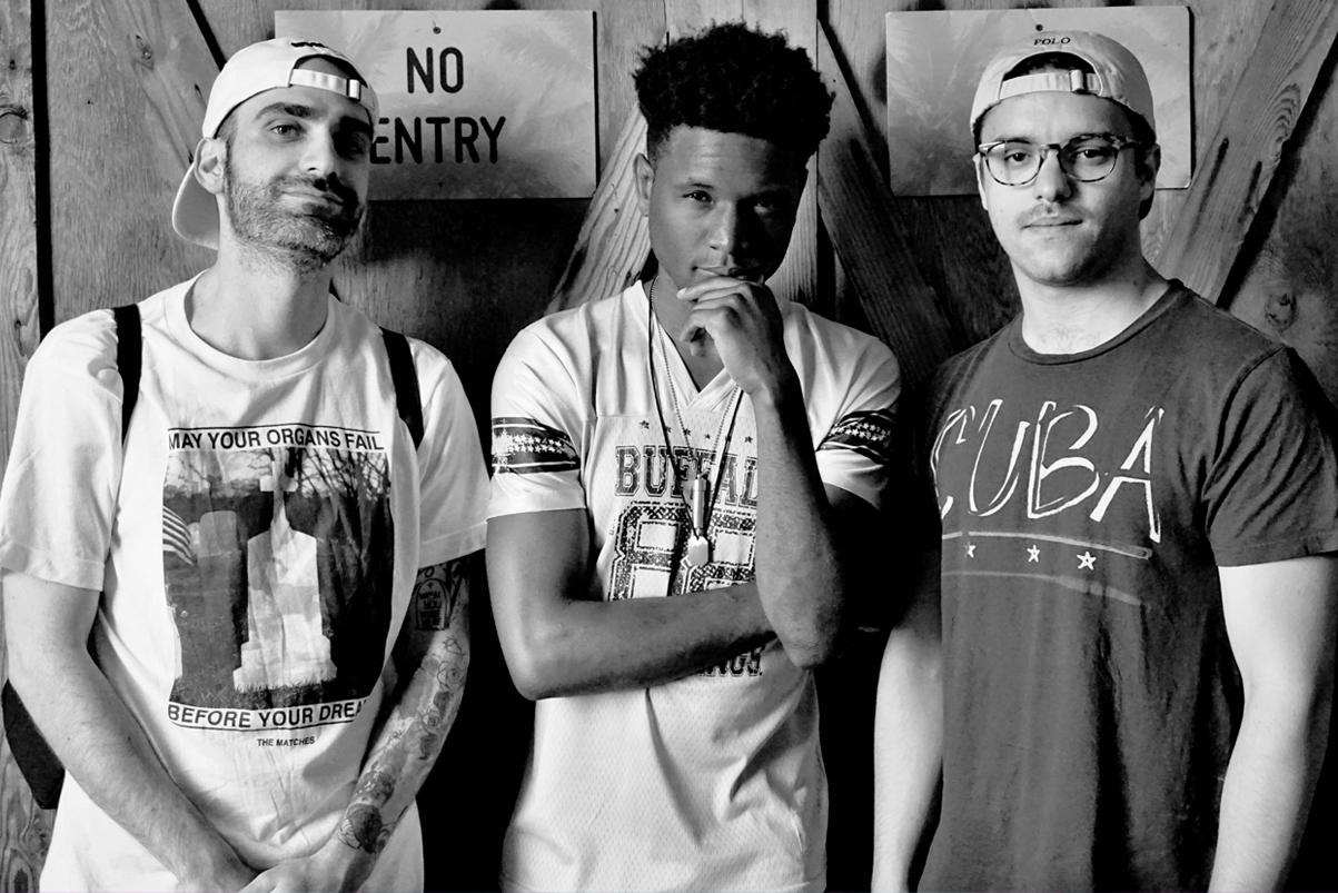 Penthouse Penthouse & Bobby Saint Team Up For 'Upload' EP