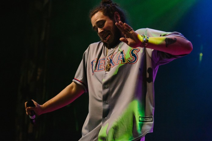 "Post Malone Refutes Critics Who Say He's ""Not Hip-Hop"""