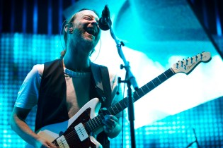 "Radiohead Announce 'A Moon Shaped Pool' Streaming Event, Share New ""Glass Eyes"" Visual"