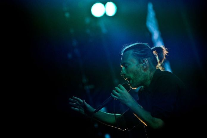 "Radiohead Have Unveiled a New Short Film for ""Identikit"""