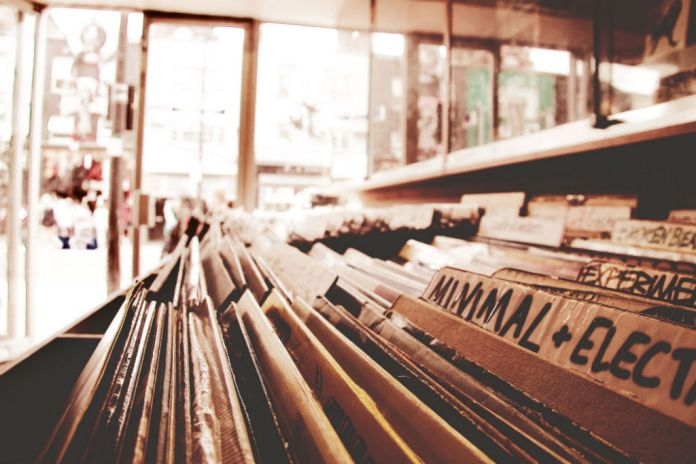 This LA Record Store Is Giving Away 20,000 Free Records