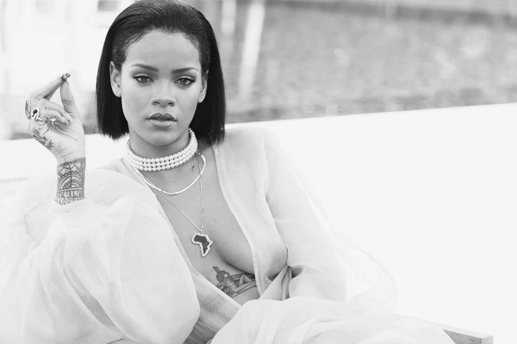 "Rihanna's New Single ""Sledgehammer"" is Here"