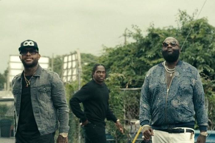 """Royce Da 5'9″, Pusha T & Rick Ross Share """"Layers"""" Video"""