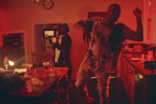 "Watch SchoolBoy Q and Kanye West's New Video for ""THat Part"""