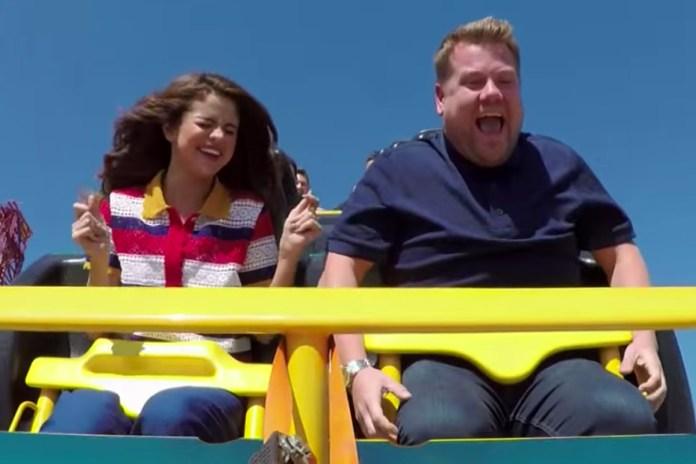 Watch Selena Gomez Do 'Carpool Karaoke' with James Corden