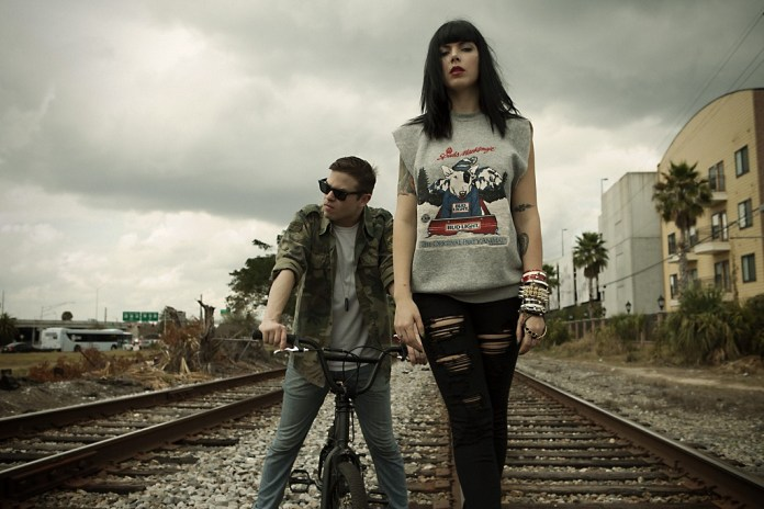"""Sleigh Bells Return With New Single """"Rule Number One"""""""