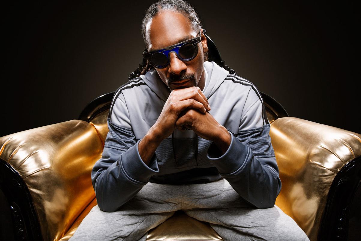 Stream Snoop Dogg's New Album, 'COOLAID'