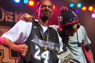 "Snoop Dogg & Wiz Khalifa Reconnect for ""Kush Ups"""