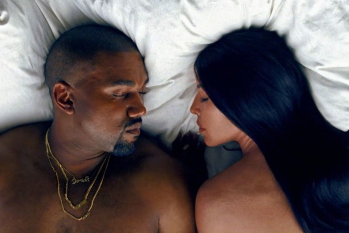 """This is Stephen Colbert's """"Unseen"""" Scene from Kanye West's """"Famous"""" Video"""