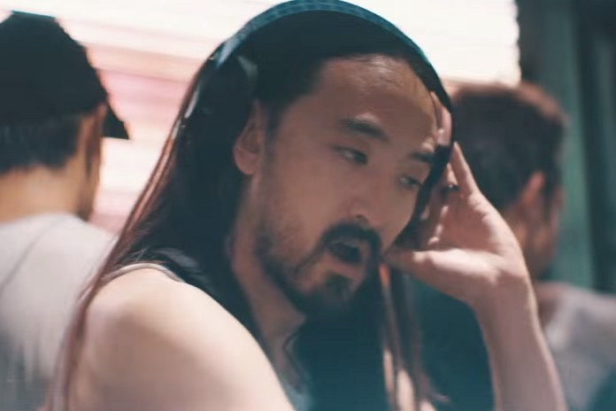 "Steve Aoki Unveils NSFW Video for iLoveMakonnen & Rich The Kid Collab ""How Else"""