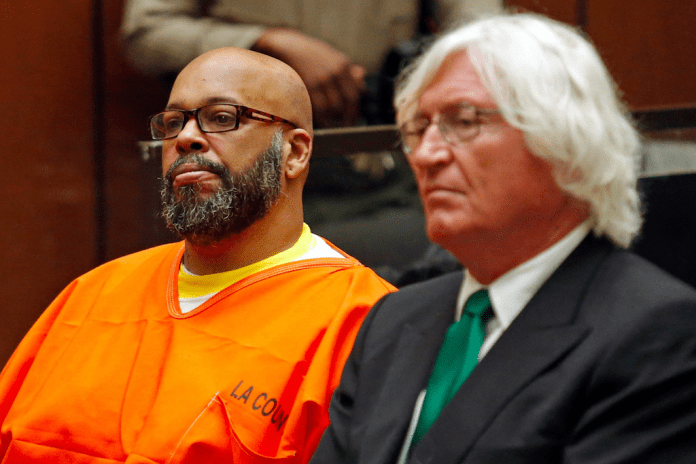 Suge Knight is Suing Chris Brown For Getting Shot Back in 2014