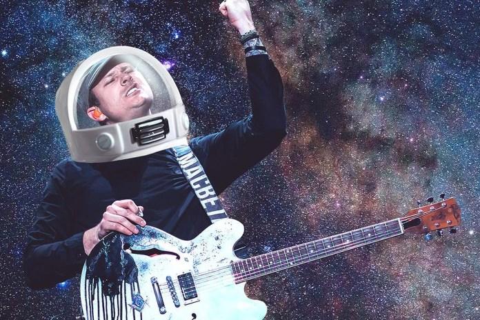Tom Delonge Said He Left Blink-182 to Focus on UFO Threats