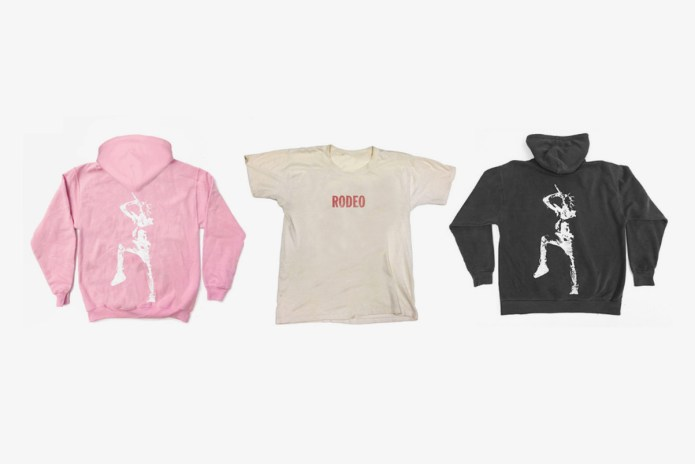 Travis Scott Releases His Tour Merchandise