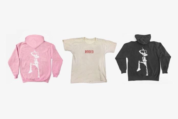 Travis Scott Releases His Tour Merchandise
