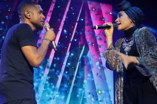 """Watch Yuna, Usher & The Roots Perform """"Crush"""""""